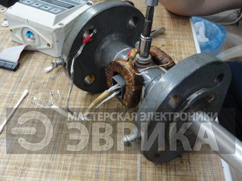Ремонт теплосчетчика КМ-5